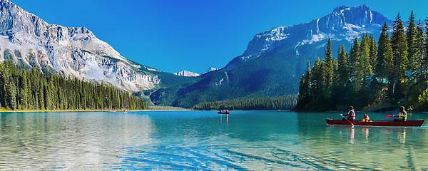Emerald Lake, Rocky Mountains, Maßgeschneiderte Touren, Themen und Spezial Reisen, Kanada