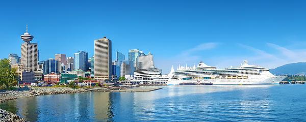 Vancouver Harbour, Kanada