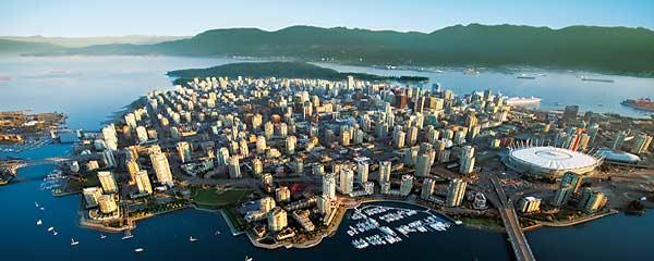 Kanada Incoming Agentur, Vancouver, British Columbia.