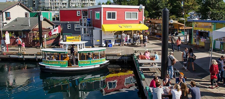 Empress Hotel Victoria, Vancouver Island, Kanada