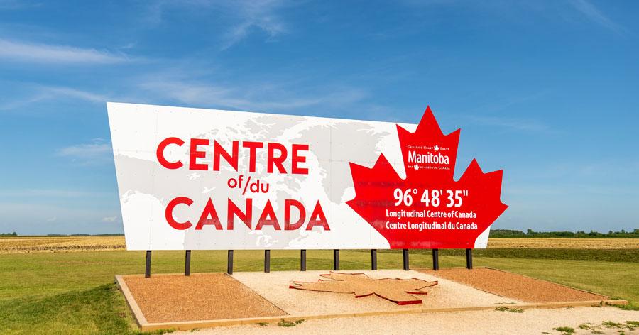 Manitoba Centre of Canada