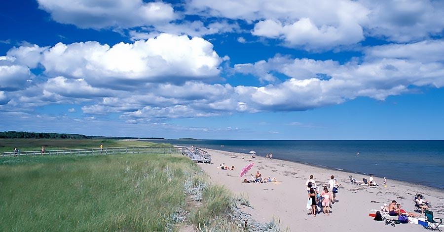 New Brunswick Tracadie Sheila Beach