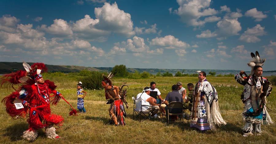 Saskatchewan, Kanada, first nations