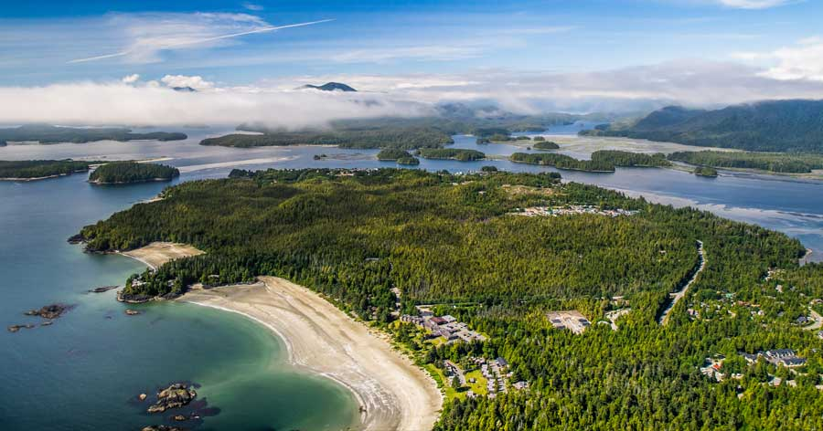 Tofino Vancouver Island Kanada