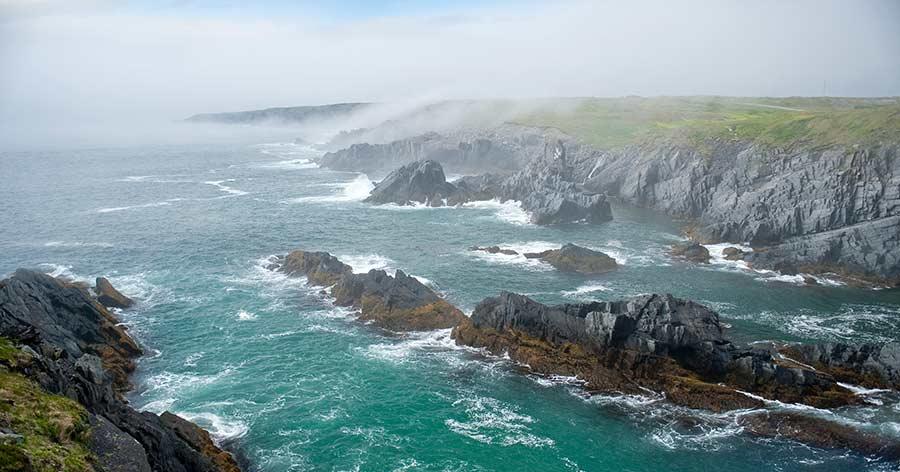 Cape Race Coastline Avalon