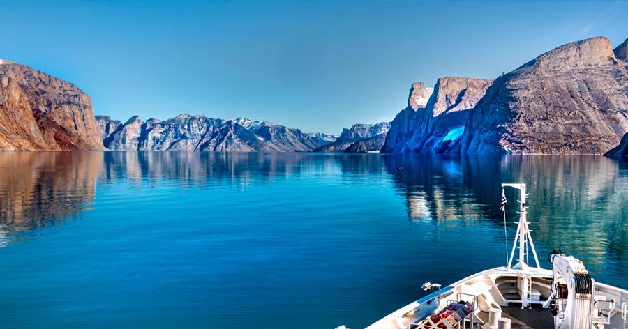 Sam Ford Fjord, Nunavut