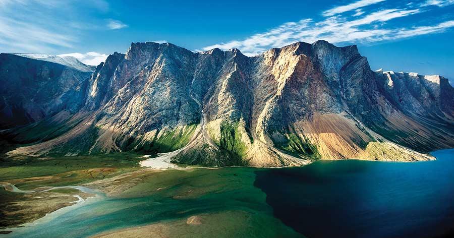 Torngat Mountains National Park Labrador