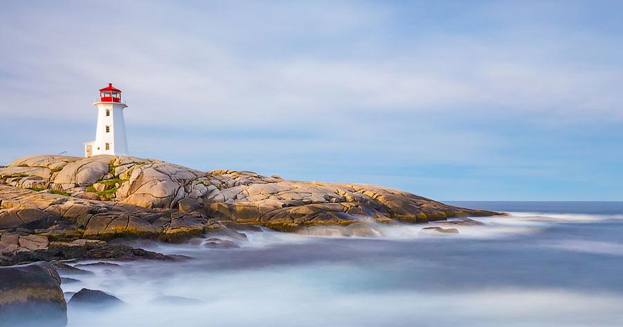 Pegg'ys Cove Nova Scotia